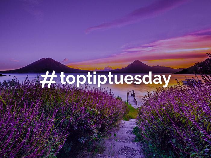 Hypnotherapist Tania Taylors - Toptiptuesday