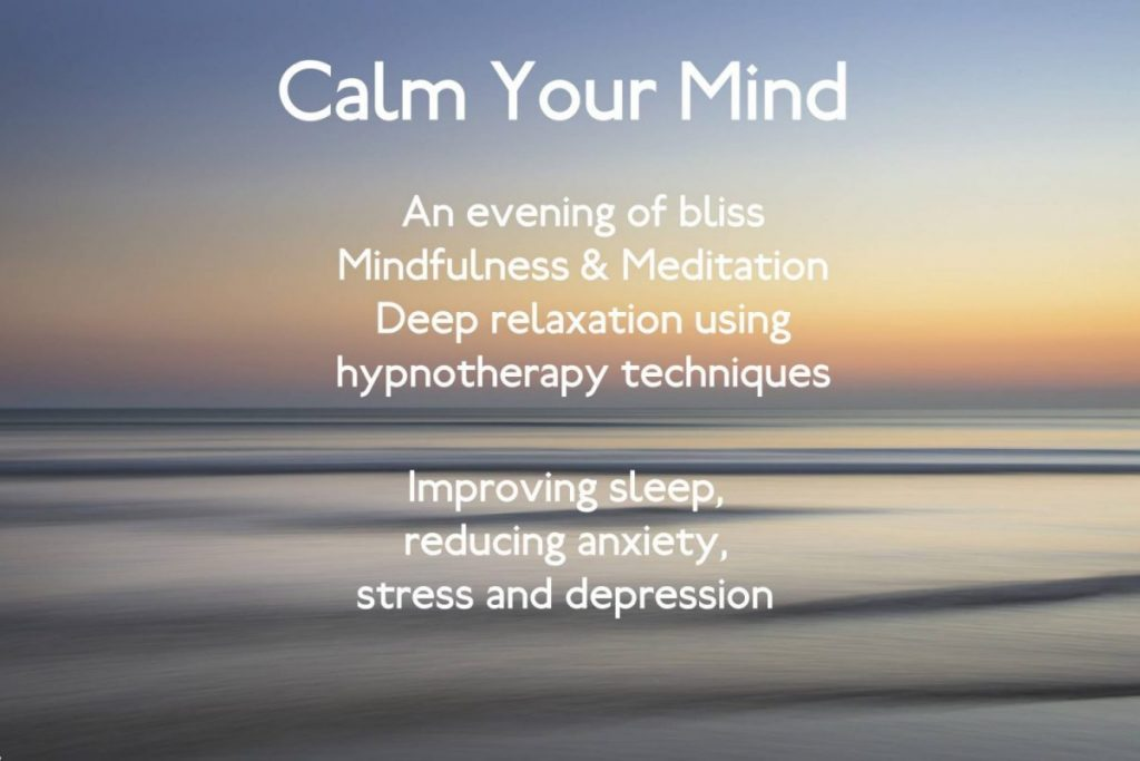 Calm Your Mind Sessions