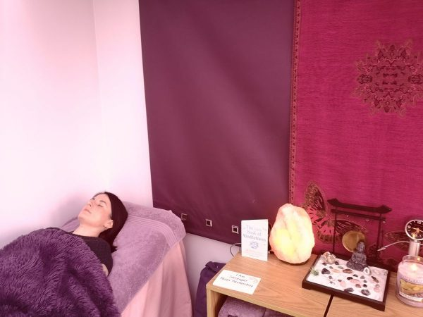 Personlaised Relaxation Gift Voucher Tania Taylor Hypnotherapy