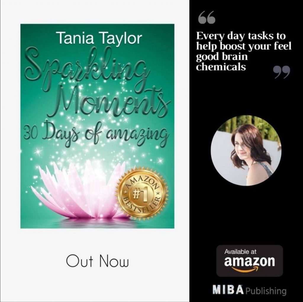 Number 1 best seller Sparkling Moments 30 Days of amazing